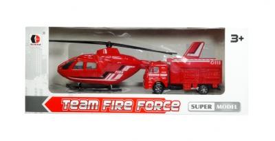 Pojazdy straż pożarna