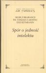 Spór o jednosć intelektu Olszewski Mikołaj