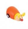Myszka do nciągania pomarańczowa