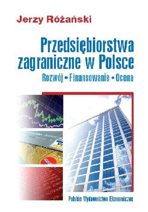 Przedsiębiorstwa zagraniczne w Polsce Różański Jerzy