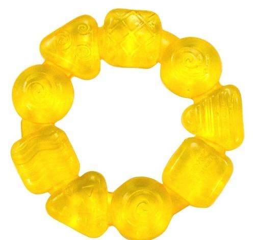 Gryzaki pierścienie pomarańczowy