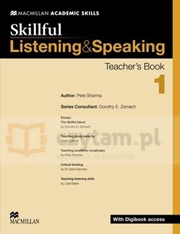 Skillful 1 Listening & Speaking Teacher's Book Pack
