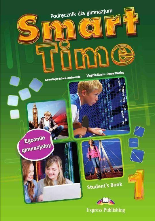 Smart Time 1 SB + ieBook EXPRESS PUBLISHING Virginia Evans, Jenny Dooley