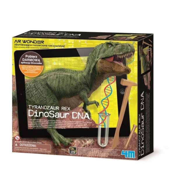 Wykopaliska. DNA Dinozaurów T-Rex (W7004)