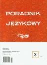 Poradnik Językowy 3/2011