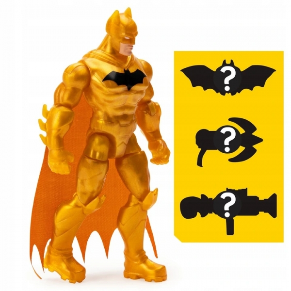 Defender Batman - figurka 10 cm z akcesoriami (6058529/20127082)