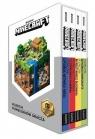 Minecraft Kolekcja podręczników gracza