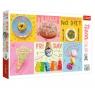 Puzzle Neon Color Line 1000: Słodki tydzień (10580)
