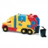 Super Truck - Krótka śmieciarka
