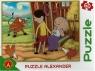 Puzzle 60 Bolek i Lolek szalony byk  (0680)
