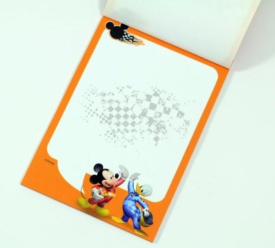 Notes A6/30k Minnie & Mickey (607680)