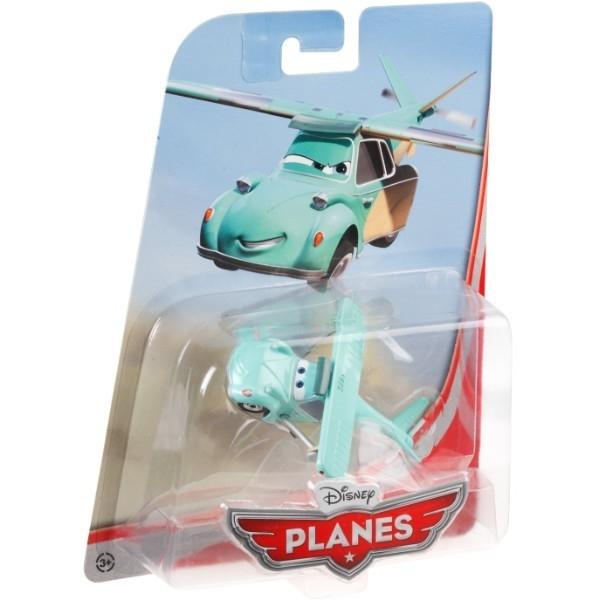 PLANES Samoloty