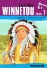 Winnetou Tom 1. Lektura z opracowaniem (Uszkodzona okładka) May Karol