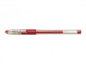 Długopis żelowy Pilot G-1 Grip czerwony (BLGP-G1-5-R)