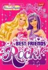 Zeszyt A5 Barbie w kratkę 32 kartki Best friends