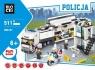Klocki Blocki: Policja Centrum dowodzenia 511 elementów (KB6727)