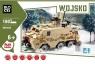 Klocki Blocki Wojsko Transporter opancerzony 180 elementów (KB84026)