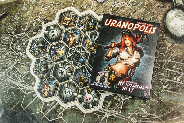 Neuroshima Hex 3.0: Uranopolis