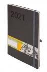 Kalendarz 2021 Impresja B5 TDW szary