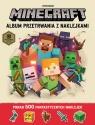 Minecraft. Album przetrwania z naklejkami