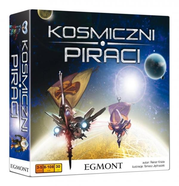 Kosmiczni piraci (4804) Reiner Knizia