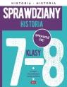 Sprawdziany dla klasy 7-8. Historia Talik Jacek