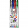 Długopisy żelowe Fun&Joy, 4 kolory (203227)