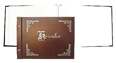 Kronika Warta - brązowy 100k. 415 mm x 297 mm (1829-319-021)