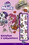 My Little Pony The Movie Książka z tatuażami