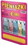 Pieniążki edukacyjne Euro + bilon (4805)