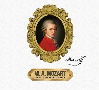 Mozart Gold Edition 2 CD