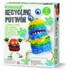 Recycling i Zabawa. Recykling - Potwór (4580)
