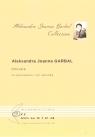 Chorale Aleksandra Joana Garbal