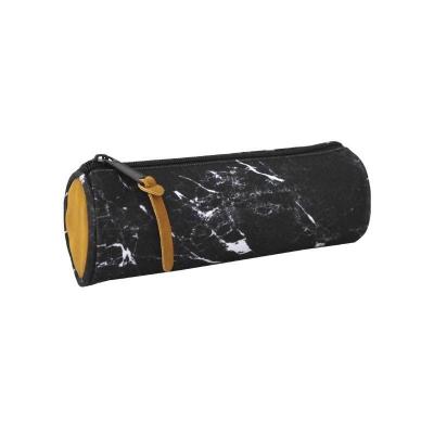 Piórnik czarny Marmur (0009-0054)
