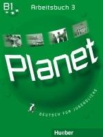 Planet 3 GIM Ćwiczenia. Język niemiecki (wersja oryginalna) Josef Alberti, Gabriele Kopp, Siegfried Büttner