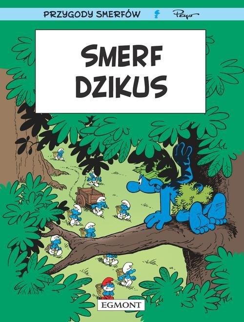 Smerf Dzikus Parthoens Luc, Culliford Thierry, Maury Alain