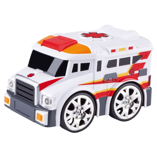 BUDDY TOYS Ambulans (BRC00140)