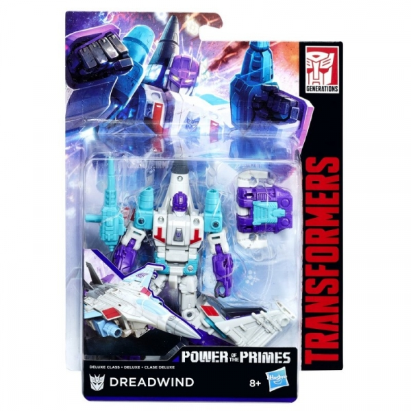 Transformers Deluxe DREADWIND (E0595/E1124)
