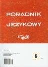 Poradnik językowy 6/2011