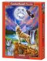 Puzzle 1500 Wolf's Night