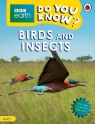 BBC Earth Do You Know? Birds and Insects Level 1