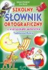 Szkolny słownik ortograficzny z wierszykami autorstwa Tadeusza Rawy