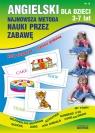 Angielski dla dzieci 3-7 lat Zeszyt 16 Najnowsza metoda nauki przez Piechocka-Empel Katarzyna