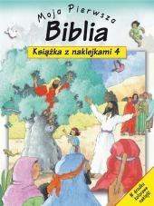 Moja Pierwsza Biblia cz.4 Sally Ann Wright