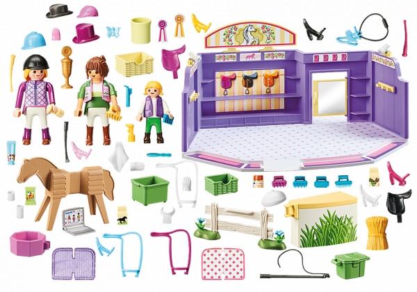 Playmobil City Life: Sklep jeździecki (9401)