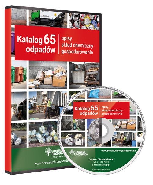 Katalog 65 odpadów Karolina Szewczyk-Cieślik