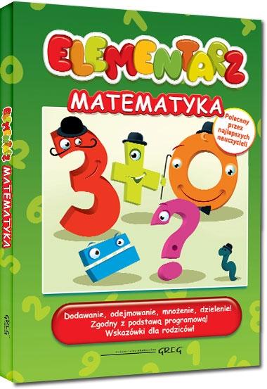 Elementarz - matematyka Marta Kurdziel, Maria Zagnińska