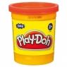 Play-doh Pojedyncza tuba pomarańczowa