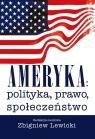 Ameryka polityka, prawo, społeczeństwo