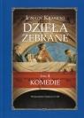 Ignacy Krasicki Dzieła zebrane Tom 4 Komedie (Uszkodzona okładka)